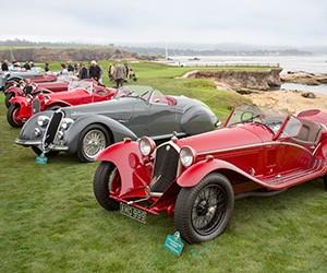 Pebble Beach Concours D Elegance Carmel Shuttles