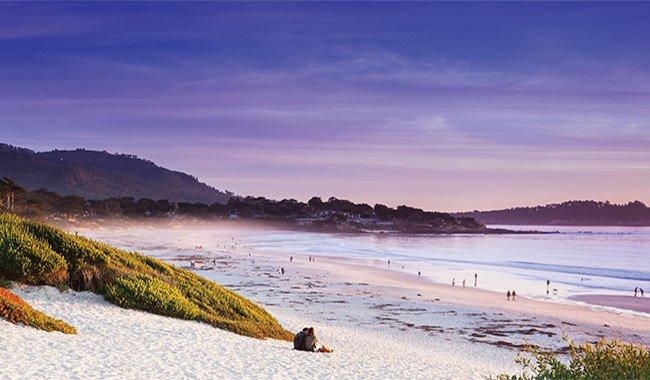 Carmel California Beach